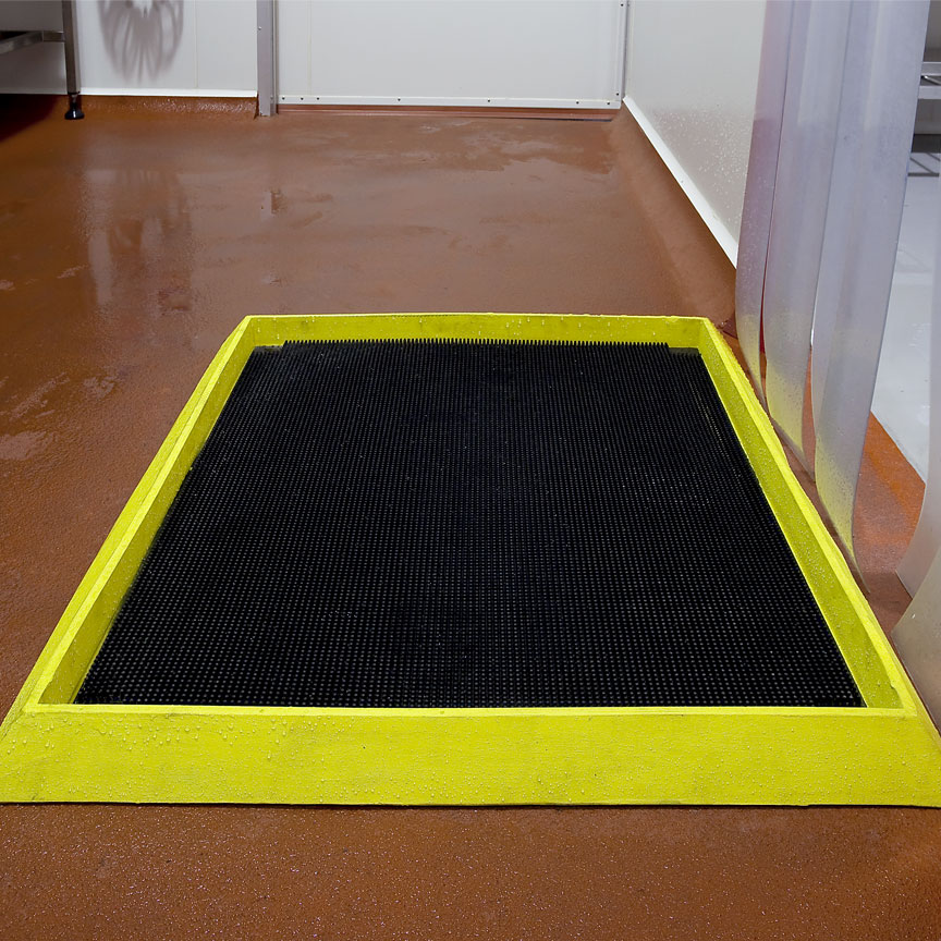 Products Office And Commercial Matting Foot Bath Mat on Entrance Floor Mats